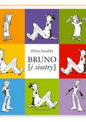 Okładka książki Bruno i Siostry