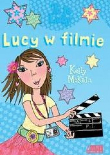 Okładka książki Lucy w filmie