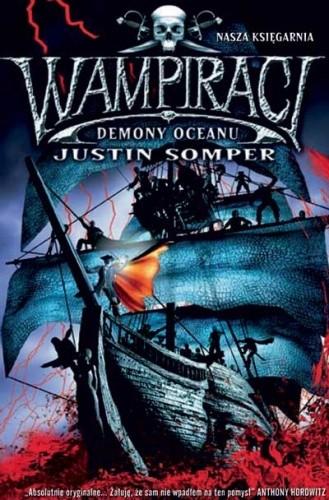 Okładka książki Wampiraci. Demony oceanu
