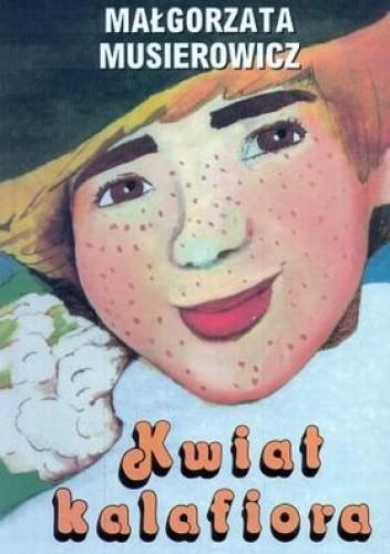 Okładka książki Kwiat kalafiora