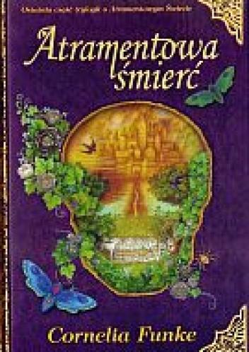 Okładka książki Atramentowa śmierć