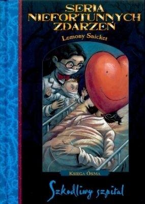 Okładka książki Szkodliwy szpital
