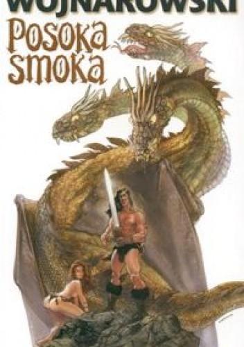 Okładka książki Posoka smoka