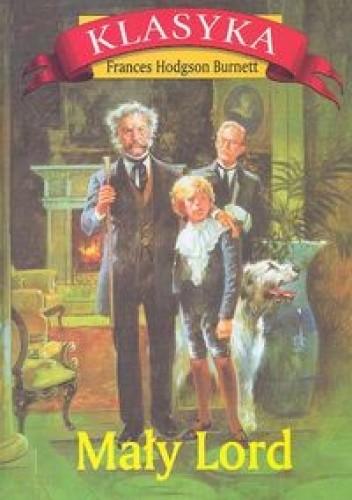 Okładka książki Mały Lord