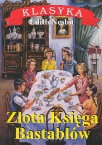 Okładka książki Złota księga Bastablów