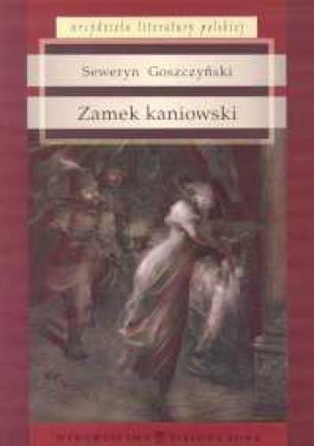 Okładka książki Zamek kaniowski