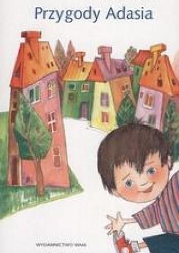 Okładka książki Przygody Adasia
