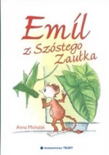 Okładka książki Emil z Szóstego zaułka