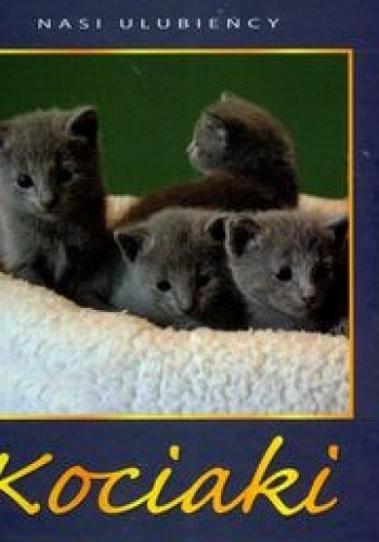 Okładka książki Kociaki