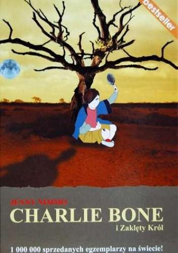 Okładka książki Charlie Bone i Zaklęty Król