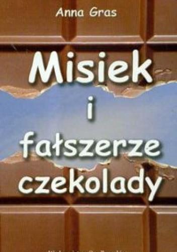 Okładka książki Misiek i fałszerze czekolady