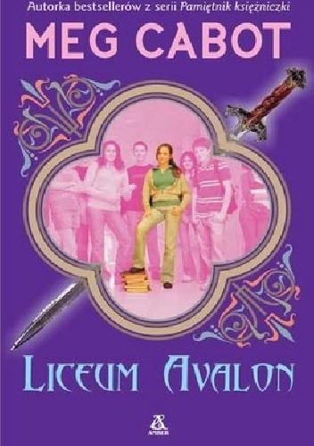 Okładka książki Liceum Avalon