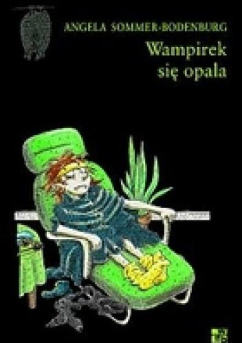 Okładka książki Wampirek się opala