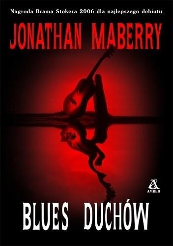 Okładka książki Blues duchów