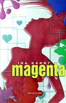 Okładka książki Magenta