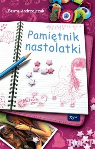 Okładka książki Pamiętnik nastolatki