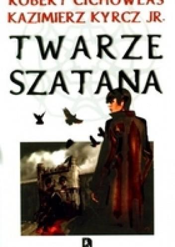 Okładka książki Twarze szatana