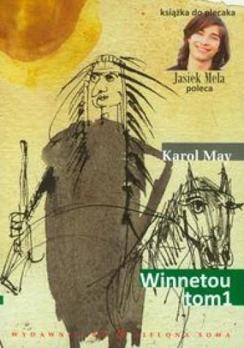 Okładka książki Winnetou t.1