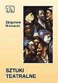 Okładka książki Sztuki teatralne