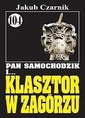 Okładka książki Pan Samochodzik i klasztor w Zagórzu