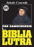 Okładka książki Pan Samochodzik i biblia Lutra