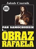 Okładka książki Pan Samochodzik i obraz Rafaela