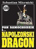 Okładka książki Pan Samochodzik i napoleoński dragon