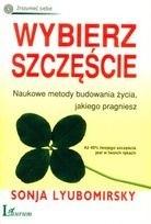 Okładka książki Wybierz szczęście