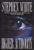 Okładka książki Higher Authority