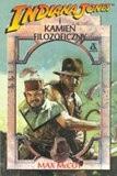 Okładka książki Indiana Jones i kamień filozoficzny