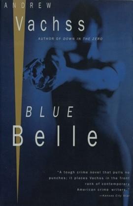 Okładka książki Blue Belle