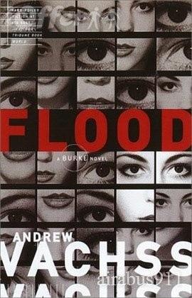 Okładka książki Flood