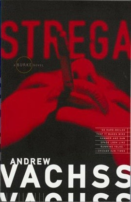 Okładka książki Strega