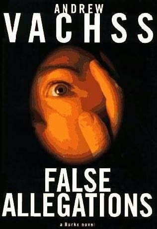 Okładka książki False Allegations