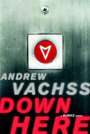 Okładka książki Down Here