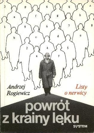 Okładka książki Powrót z krainy lęku. Listy o nerwicy.