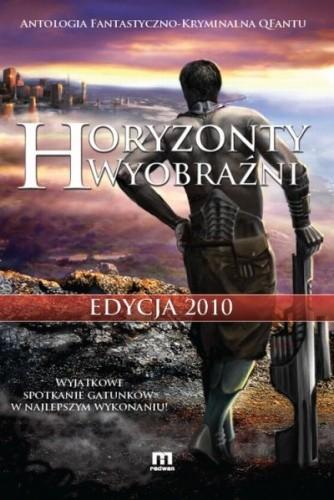 Okładka książki Horyzonty Wyobraźni 2010