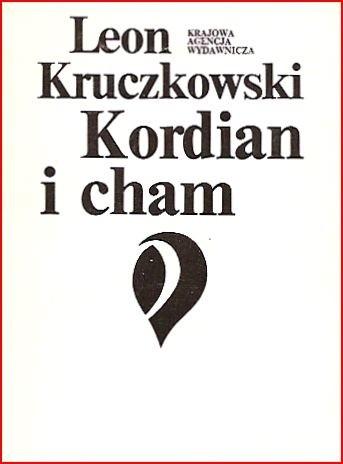 Okładka książki Kordian i cham