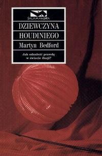 Okładka książki Dziewczyna Houdiniego