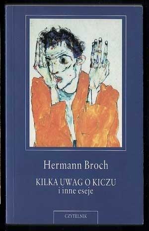 Okładka książki Kilka uwag o kiczu i inne eseje