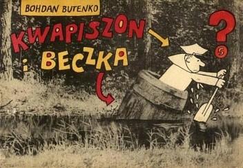 Okładka książki Kwapiszon i beczka