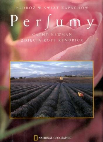 Okładka książki Perfumy. Podróż w świat zapachów