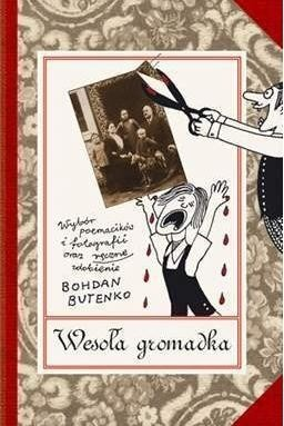 Okładka książki Wesoła gromadka