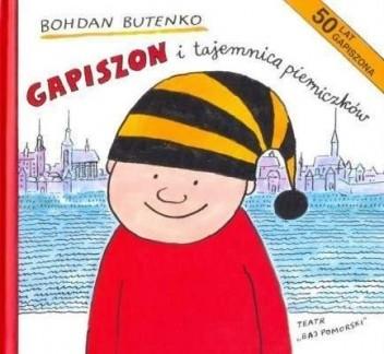 Okładka książki Gapiszon i tajemnica pierniczków