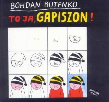 Okładka książki To ja, Gapiszon
