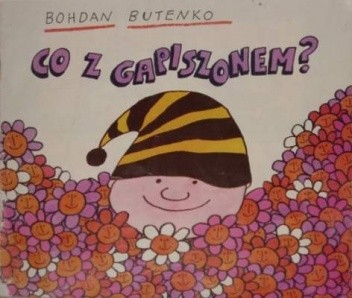 Okładka książki Co z Gapiszonem?