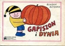 Okładka książki Gapiszon i dynia