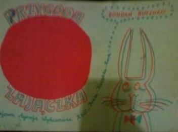 Okładka książki Przygoda zajączka
