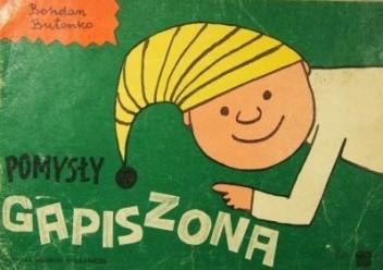 Okładka książki Pomysły Gapiszona