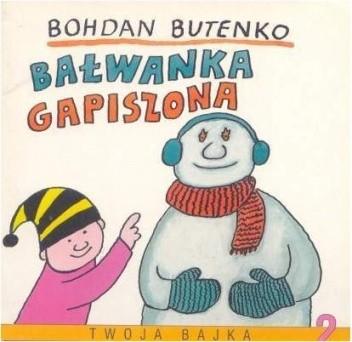 Okładka książki Bałwanka Gapiszona